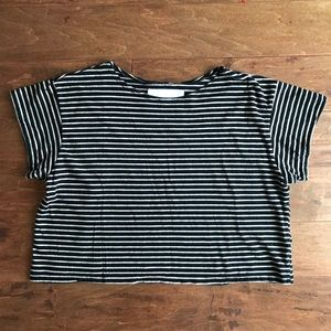 We The Free Project Social T Crop Top Small
